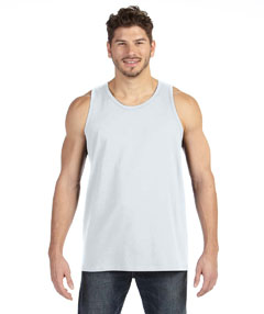 White Adult Lightweight Tank