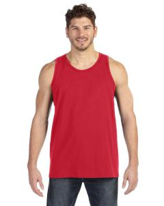 Red Adult Lightweight Tank