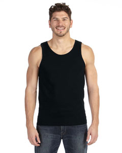 Black Adult Lightweight Tank