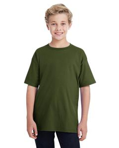 City Green Youth Ringspun T-Shirt