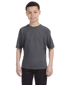 Charcoal Youth Lightweight T-Shirt