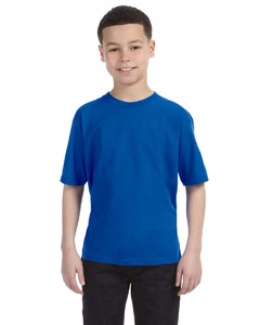 Royal Blue Youth Ringspun T-Shirt