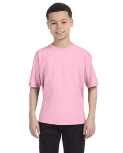 Charity Pink Youth Lightweight T-Shirt