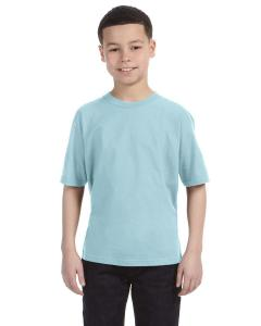 Teal Ice Youth Ringspun T-Shirt