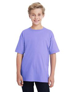 Violet Youth Ringspun T-Shirt