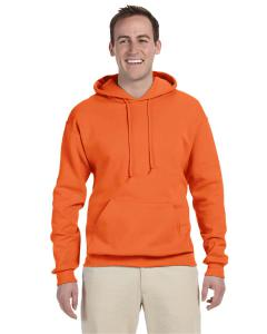 Tennessee Orange 8 oz., 50/50 NuBlend® Fleece Pullover Hood