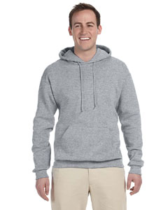 Oxford 8 oz., 50/50 NuBlend® Fleece Pullover Hood