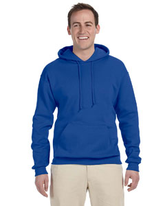 Royal 8 oz., 50/50 NuBlend® Fleece Pullover Hood