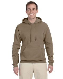 Safari Adult 8 oz. NuBlend® Fleece Pullover Hood