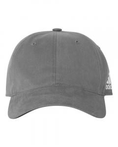 Vista Grey Unisex Core Performance Relaxed Cap