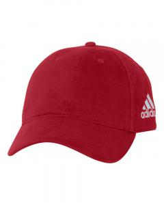 Power Red Unisex Core Performance Relaxed Cap