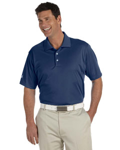 Navy Men's ClimaLite® Basic Short-Sleeve Polo