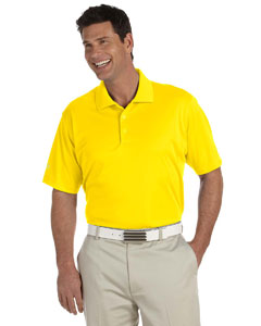 Yellow Men's ClimaLite® Basic Short-Sleeve Polo