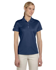Navy Women's ClimaLite® Basic Short-Sleeve Polo