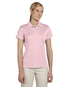 Tea Rose Women's ClimaLite® Basic Short-Sleeve Polo