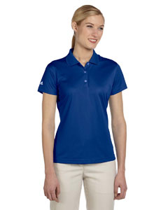 Collegiate Royal Women's ClimaLite® Basic Short-Sleeve Polo