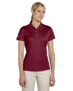 Cardinal Women's ClimaLite® Basic Short-Sleeve Polo