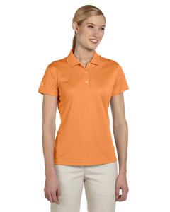 Light Orange Women's ClimaLite® Basic Short-Sleeve Polo