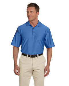 Gulf/navy Men's ClimaCool® Mesh Polo