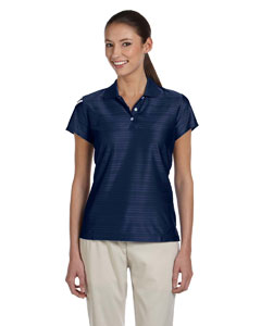 Navy/white Women's ClimaCool® Mesh Polo