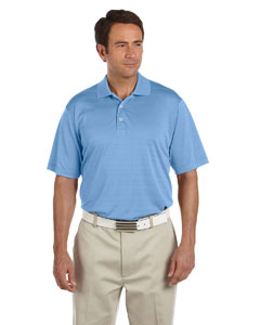 Coast Men's ClimaLite® Textured Short-Sleeve Polo
