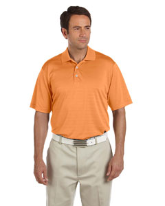 Light Orange Men's ClimaLite® Textured Short-Sleeve Polo