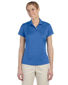 Gulf Women's ClimaLite® Textured Short-Sleeve Polo