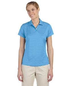 Coast Women's ClimaLite® Textured Short-Sleeve Polo
