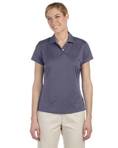 Ash Women's ClimaLite® Textured Short-Sleeve Polo