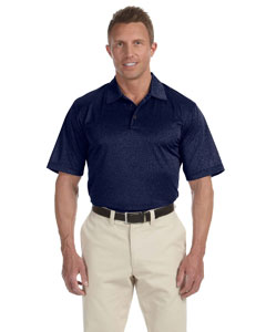 Navy Heather Men's ClimaLite® Heather Polo