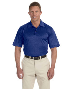 Cobalt Heather Men's ClimaLite® Heather Polo