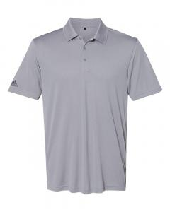 Grey Three Men's Performance Polo