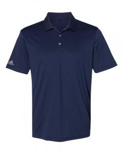 Navy Men's Performance Polo
