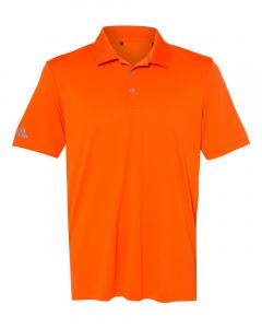 Orange Men's Performance Polo