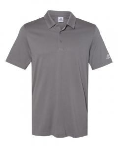 Grey Four Men's Cotton Blend Polo