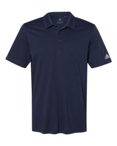 Navy Men's Cotton Blend Polo