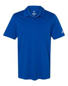 Collegiate Royal Men's Cotton Blend Polo