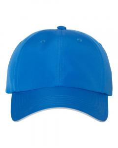 Bright Royal Unisex Performance Relaxed Cap