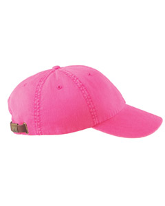 Hot Pink Optimum Pigment-Dyed Cap