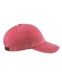 Poppy Optimum Pigment-Dyed Cap