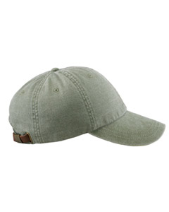 Cactus 6-Panel Low-Profile Washed Pigment-Dyed Cap