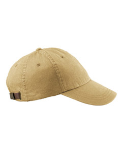 Chamois 6-Panel Low-Profile Washed Pigment-Dyed Cap