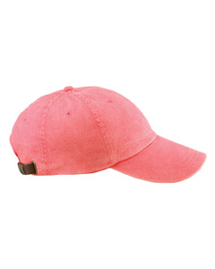 Coral Optimum Pigment-Dyed Cap