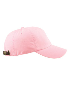 Pale Pink Optimum Pigment-Dyed Cap