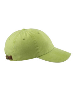 Lime Optimum Pigment-Dyed Cap