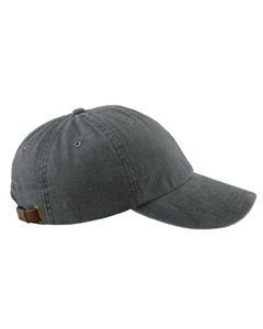 Charcoal Optimum Pigment-Dyed Cap