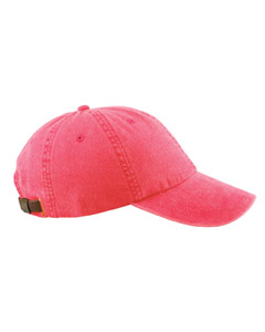 Nautical Red Optimum Pigment-Dyed Cap