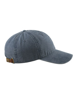 Navy Optimum Pigment-Dyed Cap