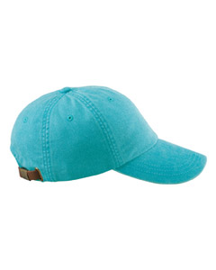 Caribbean Blue Optimum Pigment-Dyed Cap