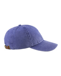 Purple Optimum Pigment-Dyed Cap